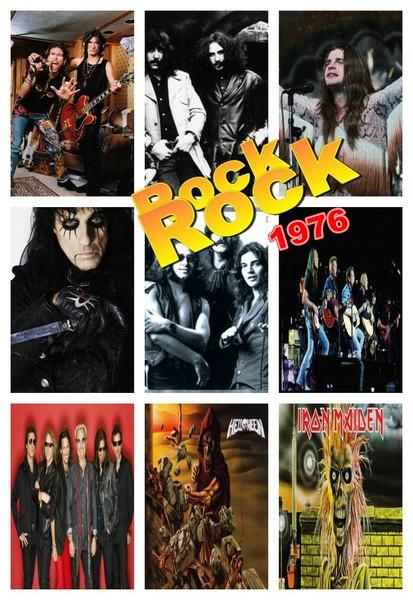 Зарубежный Rock&Blues (1976)