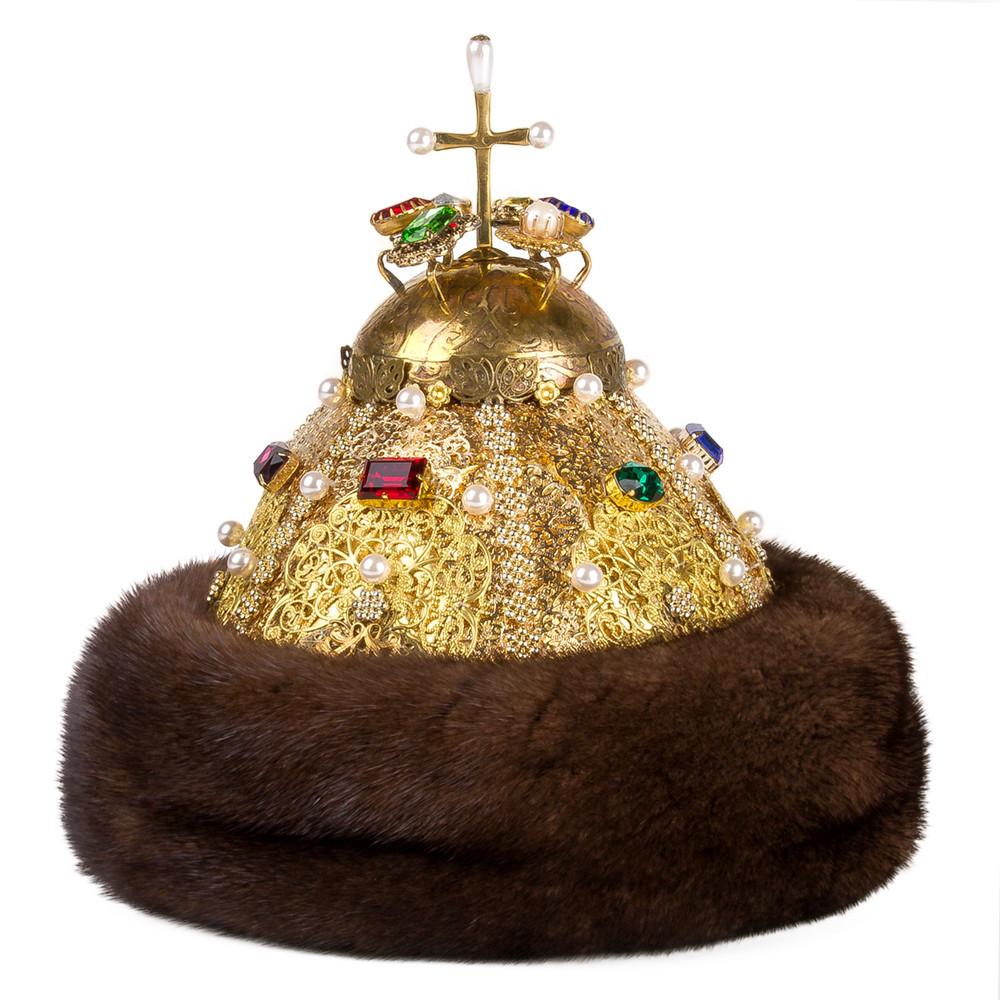 История шапки Мономаха
