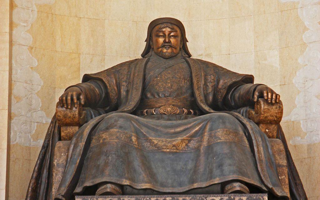 Где находится реальная усыпальница Чингисхана?